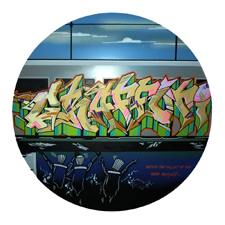 L:Ron Harald - graffitigalleriet
